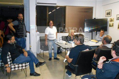 ΣΚΕΑΝΑ: Το τραβά το… σκοινί ο Κοτοπούλης - Προχωρά σε εκλογές με μόλις 107 μέλη στο Σύλλογο