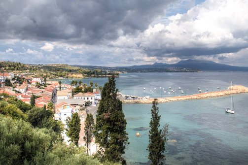 Η πόλη της Πελοποννήσου που θυμίζει νησί! (φωτο)