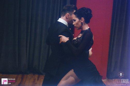 Πάθος, έρωτας και show στο 6ο Tango Festival Patras!