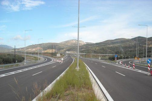 «Πράσινο» φως για να ξεκινήσουν οι εργασίες στον αυτοκινητόδρομο της Πατρών - Πύργου