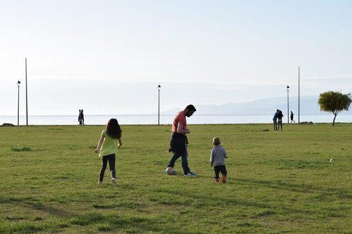 Πάτρα: Οι εθελοντές του Let's Do it Greece αλλάζουν το Νότιο Πάρκο!