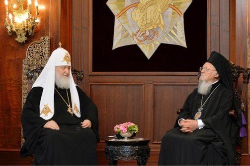 Η Εκκλησία της Ρωσίας κόβει τους δεσμούς της με το Πατριαρχείο