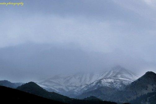 Τα χιόνια στον Παναχαϊκό έγιναν viral για τους Πατρινούς (pics)