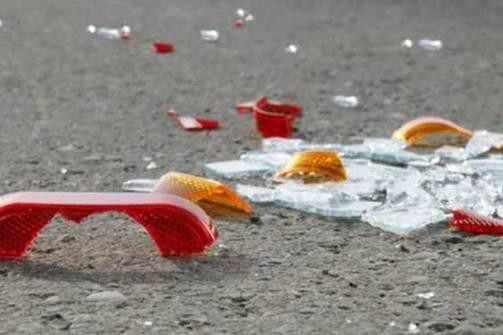 Τροχαίο ατύχημα στην Πάτρα, λίγο μετά τα μεσάνυχτα