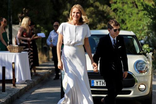 Ποιο Πατρινό ζευγάρι έδωσε το παρών στο γάμο Κικίλια - Μπαλατσινού; (pic)