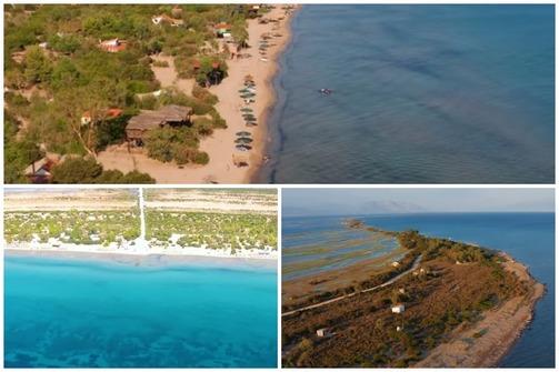 Ταξίδι στο Λούρο - Μία από τις ομορφότερες παραλίες της Αιτωλοακαρνανίας (video)