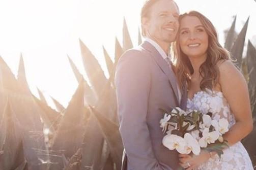 Παντρεύτηκε η ηθοποιός Camilla Luddington!