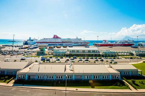 Έκτακτα μέτρα στο λιμάνι της Πάτρας λόγω κορωνοϊού στην Ιταλία