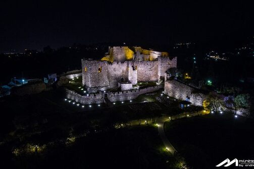 Τριήμερο προβολών στο Κάστρο της Πάτρας, με ελεύθερη είσοδο για το κοινό!