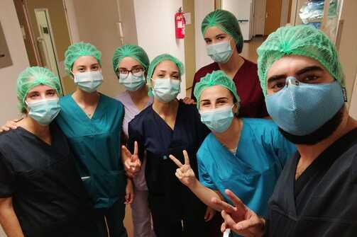 Πάτρα: Έχει μπει για τα καλά στα κατατόπια της ιατρικής η πρωταθλήτρια Φωτεινή Πλέα