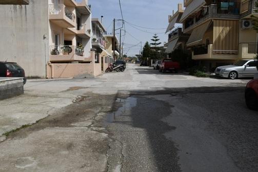 Πάτρα: Στην ανακατασκευή οδών και πεζοδρομίων στα Δεμένικα προχωρά ο δήμος (φωτο)