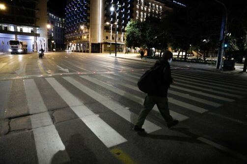 Γεωργιάδης: Πότε θα γυρνάμε σπίτια μας στις 12 - Πότε «κόβεται» το SMS για μετακίνηση