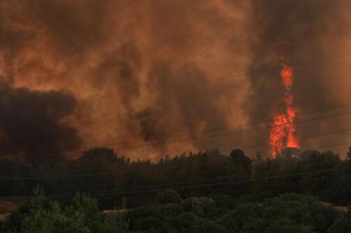 Χρυσοχοΐδης-Χαρδαλιάς: Ξέσπασαν 81 πυρκαγιές σε ένα 24ωρο, οι ώρες είναι κρίσιμες