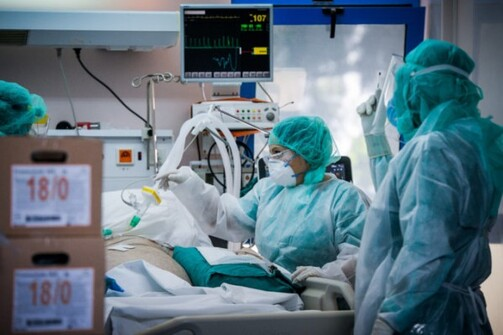 Κορωνοϊός: Οχτώ θάνατοι μέσα σε λίγες μέρες στην Αχαΐα, με τον ιό σε ύφεση!