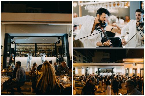 Πάτρα: Οι 'Duo Violins' ξεσήκωσαν το Bianco - Μια μουσική βραδιά που τα είχε όλα (pics)