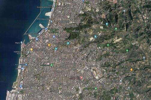 Πάτρα: Πρόταση για κατασκευή κυκλικών κόμβων για την βελτίωση της κυκλοφορίας