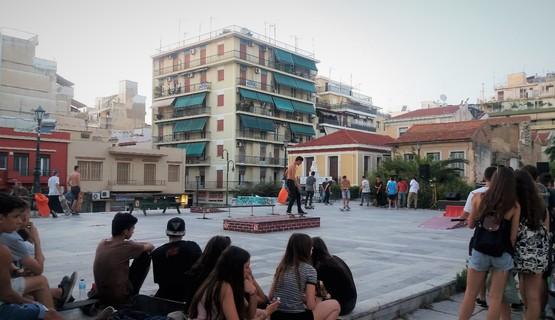 Skateboard και δυνατό hip hop ταρακούνησαν την Πάτρα! (φωτο+video)