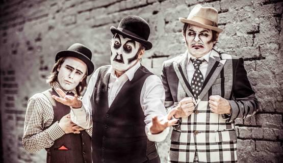 Tiger Lillies - Οι ζωντανοί θρύλοι της alternative σκηνής, έρχονται στην Πάτρα!