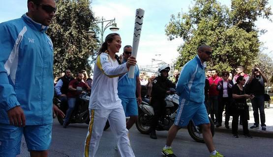 Είναι οριστικό - Η Πάτρα, εκτός της διαδρομής της Ολυμπιακής Φλόγας