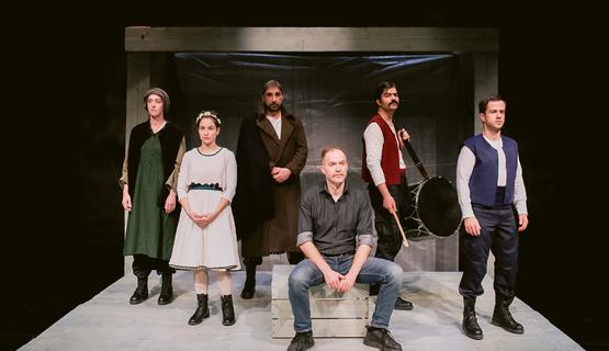 ΔΗΠΕΘΕ Πάτρας - Η εμβληματική παράσταση 'Γκόλφω' κάνει πρεμιέρα (φωτο)