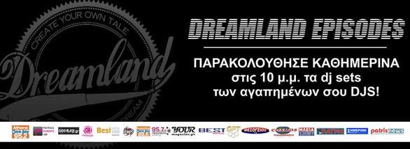 DREAMLAND 2014 | NO RABBITZ  full set