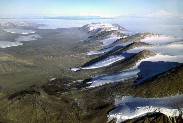 Ξηρές κοιλάδες McMurdo (Ανταρκτική)