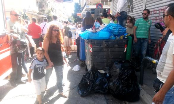 Πάτρα: Ερώτηση του Ηλία Γκοτσόπουλου στον Αντιδήμαρχο Καθαριότητας