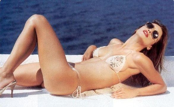 Η Λίνα Σακκά... επέστρεψε (pics)