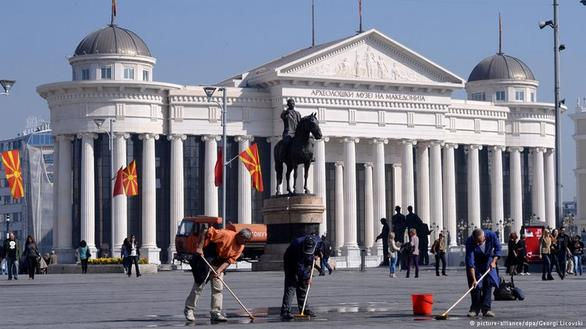 "FAZ: ""Τα Σκόπια θέλουν να οικειοποιηθούν τον Μέγα Αλέξανδρο και τη Μακεδονία"" (pic)"