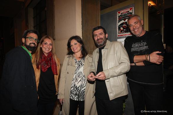 """Πάτρα: """"Πλημμύρισε"""" από κόσμο η εκδήλωση για την παρουσίαση του νέου μυθιστορήματος του Χρήστου Χωμενίδη"""