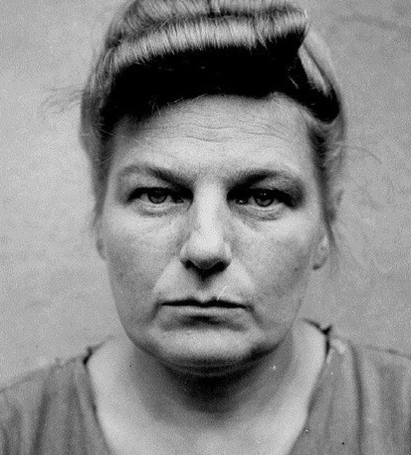 H Herta Ehlert ρωτήθηκε στο δικαστήριο αν είχε διαπράξει φόνο ή ξυλοδαρμό. Η ίδια αρνήθηκε τις περισσότερες κατηγορίες, και καταδικάστηκε σε 15 χρόνια φυλάκιση, αλλά της δόθηκε πρόωρη αποφυλάκιση στις 7 Μαΐου του 1953. Τα επόμενα χρόνια της ζωής της ζούσε με άλλο όνομα ως Herta Naumann.