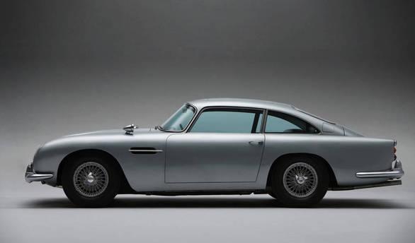 Η νέα Aston Martin ειδικά κατασκευασμένη για τον μοναδικό... Τζέιμς Μποντ (pics)