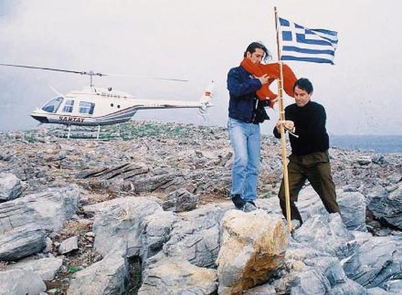 31 Ιανουαρίου 1996 - Η μοιραία πτήση στα Ίμια όπου σκοτώθηκαν τρεις αξιωματικοί (pics+vids)