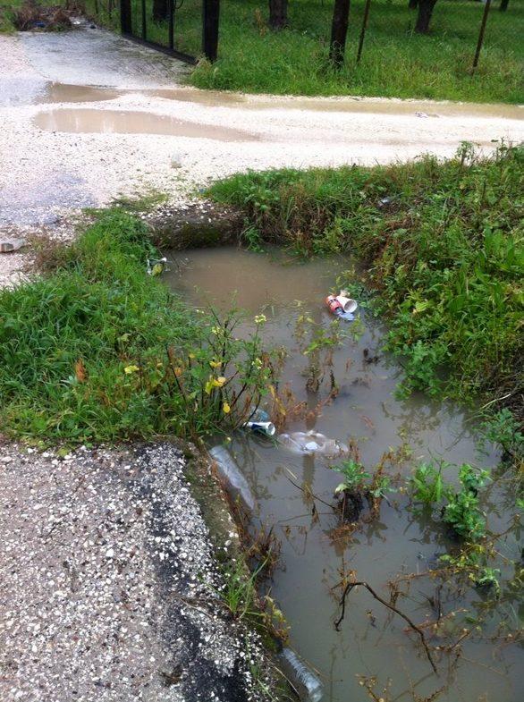 Αχαΐα: Οι Αλυκές μετά την... βροχή! (Δείτε φωτο)