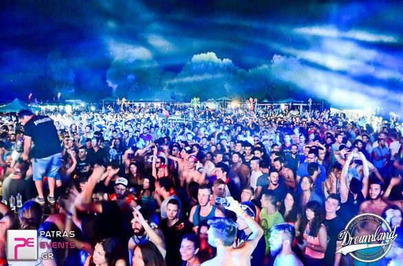 """Με γοργούς ρυθμούς για """"Dreamland 2015"""" - Και ξένοι djs στο line up!"""