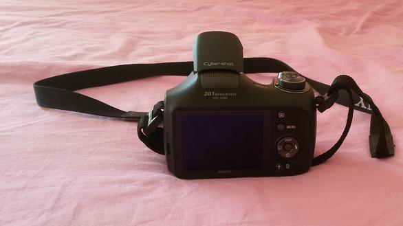 Αγγελία: Πωλείται φωτογραφική μηχανή σε τιμή ευκαιρίας