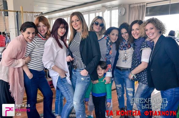 """""""Τα κορίτσια φτιάχνουν"""" - Πασχαλινό Bazaar στο Libido 04-04-15 Part 1/2"""