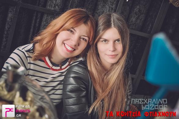 """""""Τα κορίτσια φτιάχνουν"""" - Πασχαλινό Bazaar στο Libido 04-04-15 Part 2/2"""