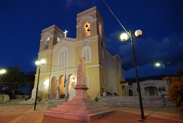 Άγιος Ανδρέας Εγλυκάδος