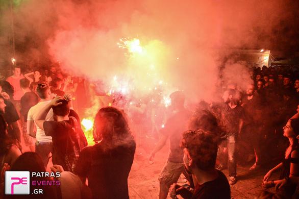 Φεστιβάλ Αναιρέσεις στο Παλαιό Αρσάκειο 05-06-15 Part 1/3