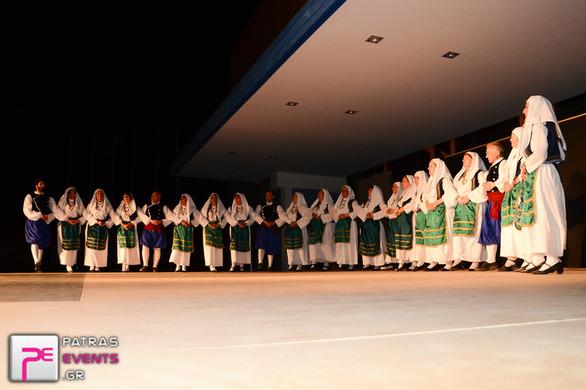 Αναβάλλεται για αύριο η δεύτερη παράσταση από το Χορευτικό Τμήμα του Δήμου Πατρέων