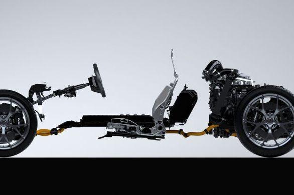 Πάτησε δημόσιο δρόμο το Honda NSX (pics+vids)