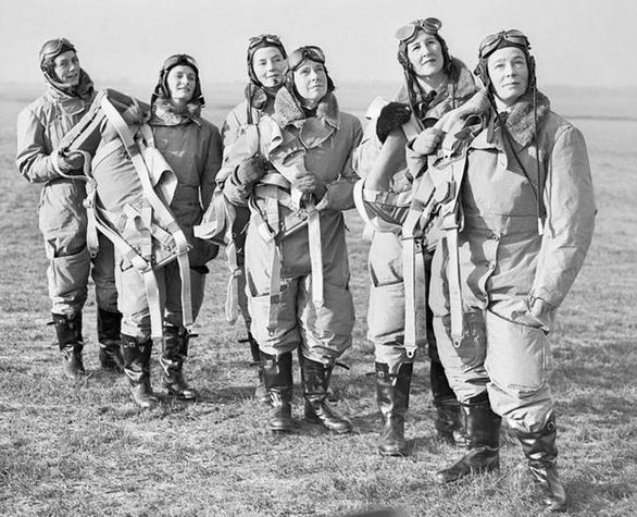 Αυτές είναι οι ηρωίδες του Β΄ Παγκοσμίου Πολέμου! (pics)
