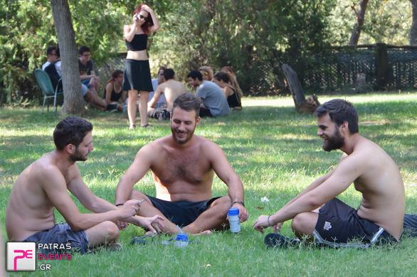 4th Los Almiros Festival 31-07-15 Part 1/3