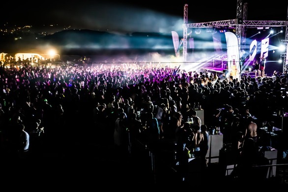 To 5o Chania Beach Party ήταν και το καλύτερο! Δείτε φωτογραφίες!