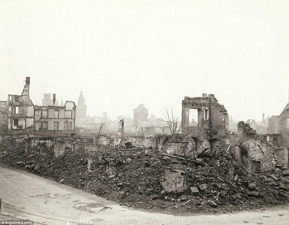 Τα φρικιαστικά απομεινάρια του πολέμου (pics)