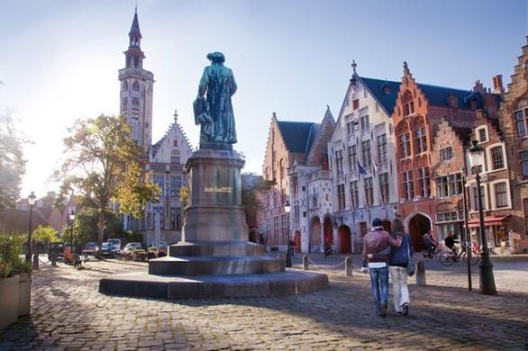 Μπριζ: Η μεσαιωνική πόλη της Ευρώπης! (pics+video)