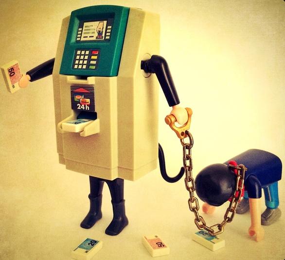 Η ιστορία της Ελλάδας της κρίσης μέσα από... Playmobil (pics)