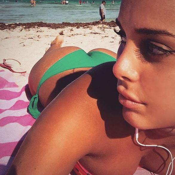 Η Ιταλίδα καλλονή που τρελαίνει το Instagram (pics)