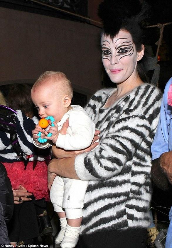 Οι μεταμφιέσεις των σταρ για το Halloween! (pics)